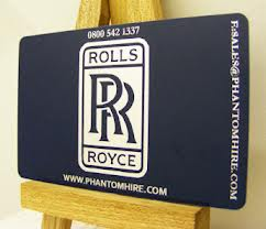 rental RR card